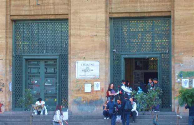 Facultad de Medicina de la UBA (Universidad de Buenos Aires)