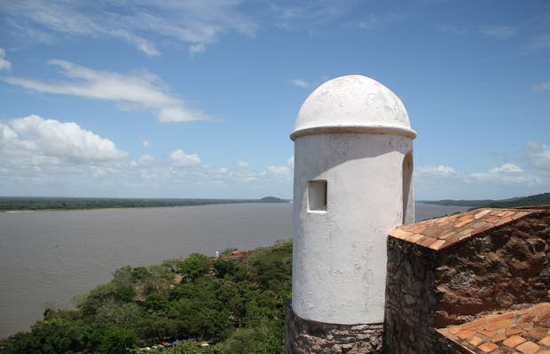 Castles of Guayana