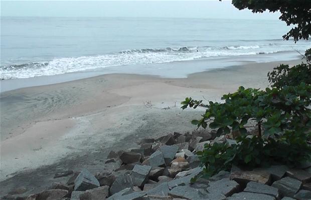 Playa de Cherai Beach
