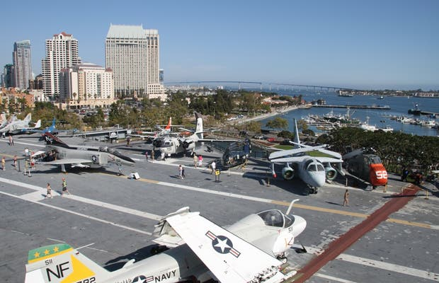 Museo della USS Midway
