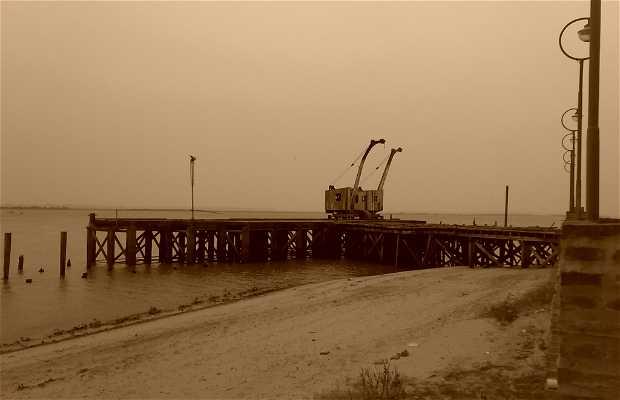 La plage de Las Cañas