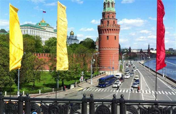 Bolshoy Kamenny Bridge (Greater Stone Bridge)