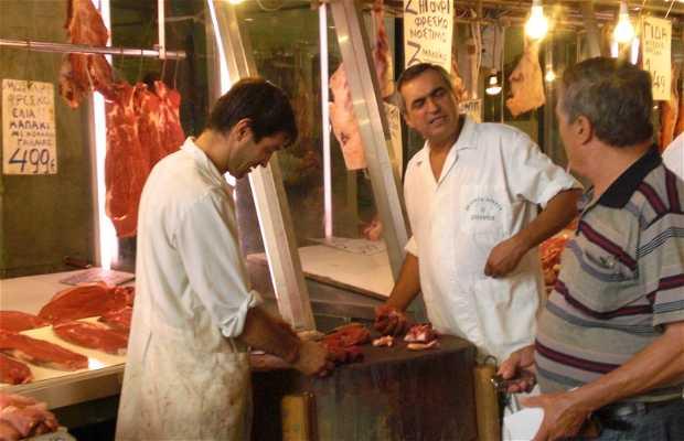 Mercado de la calle Athinas