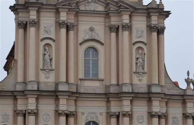 Chiesa delle Visitandine