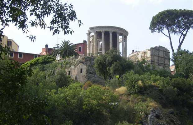 El Templo de Vesta