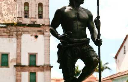 Monumento ao Zumbi dos Palmares