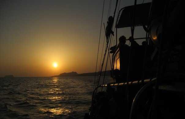 Excursiones por el mar