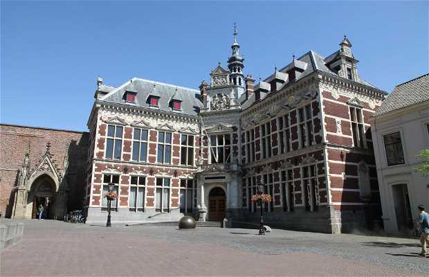 Universidad Academiegebouw