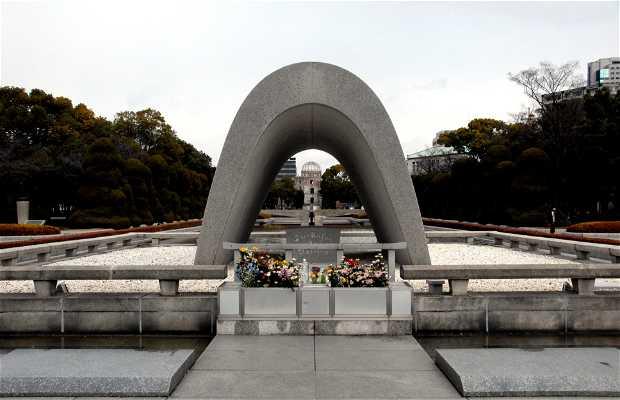 Cenotafio de Hiroshima