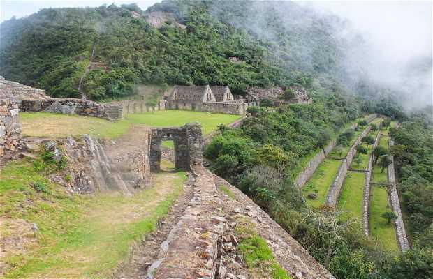 Choquequirao Archeological Park