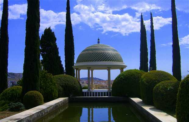 Giardino de la Concepción di Malaga