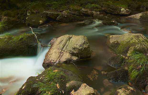 Cascada del belelle