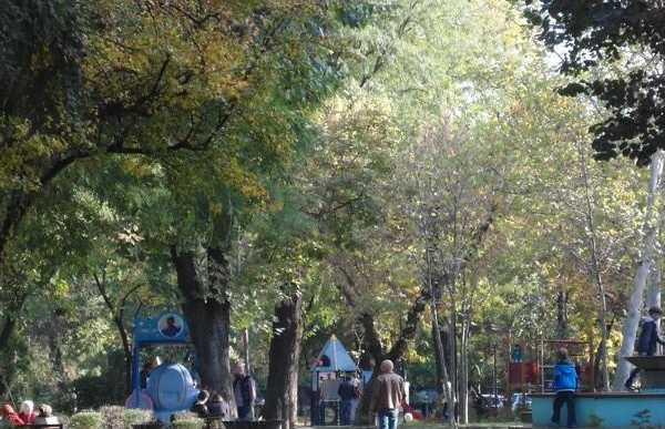 Parc Gradina Icoanei