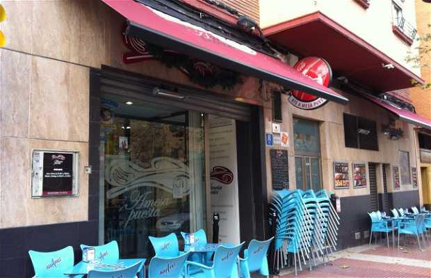 Restaurante A Mesa Puesta