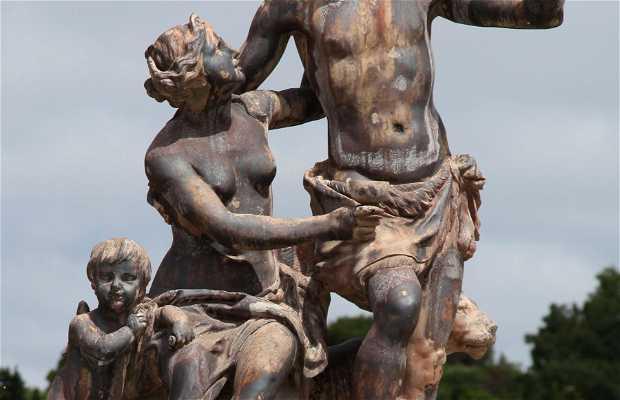 Esculturas de Juan Cheere