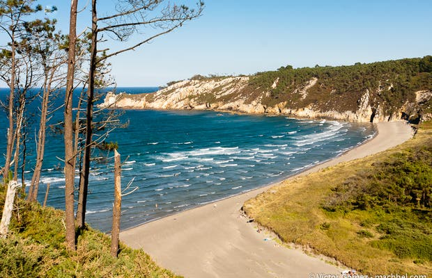 Spiaggia di Barayo