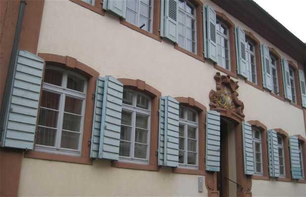Haus zum Landeck