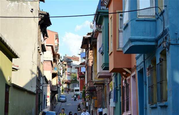 Barrio de Balat (ex Barrio Judio)