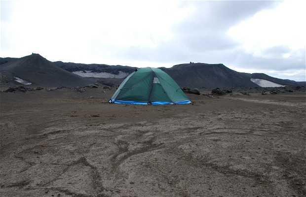 Desierto de lava Odadharun