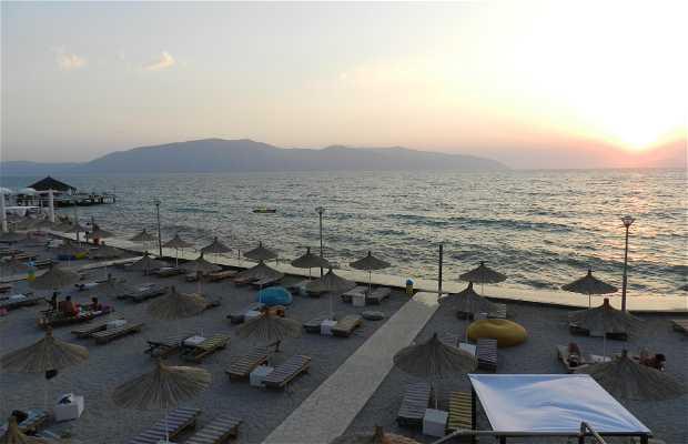 Playa Uji i ftohtë