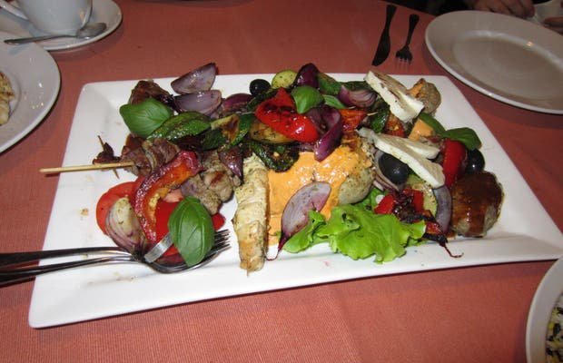 Restaurant griego Weranda