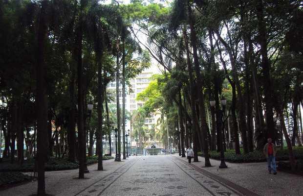 Plaza General Osório