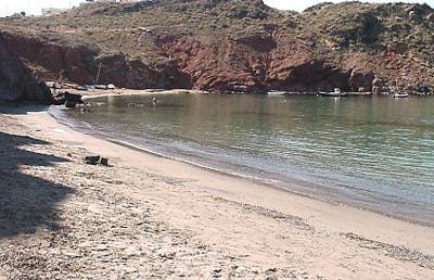 Playa De Piedra Mala