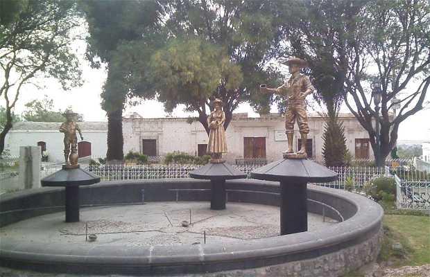 Plaza Principal de Quequeña
