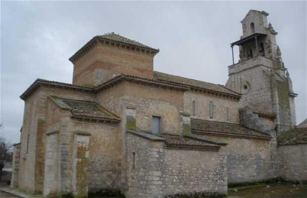 Eglise de San Cebrián de Mazote