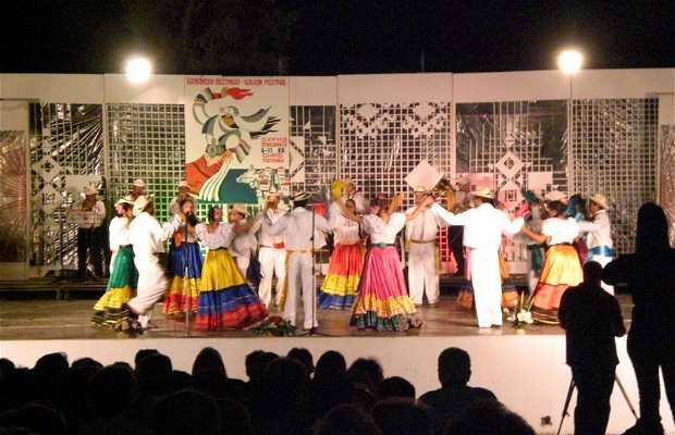 Festival folclórico dos Balcãs