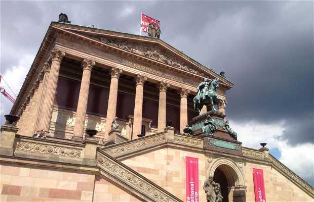 Antigua Galería Nacional de Berlín - Alte Nationalgalerie