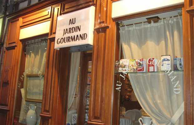 Restaurante Au Jardin Gourmand