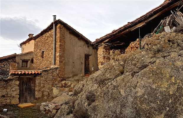 """Yacimiento arqueológico """"Los Villares"""""""