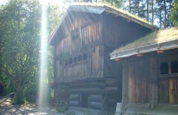 Musée Folklorique Norvège