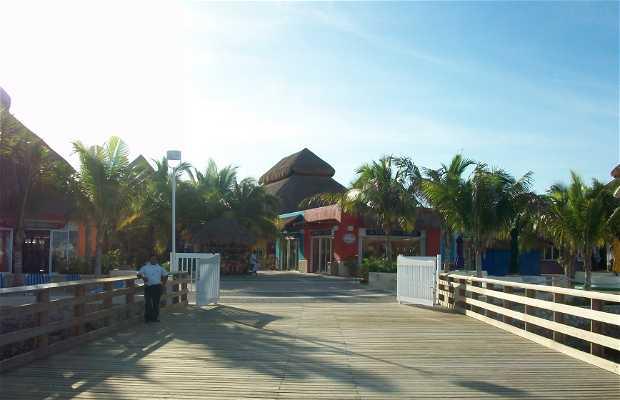 Le port de Cozumel