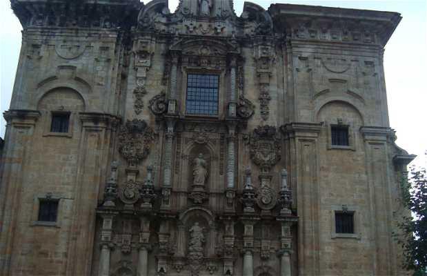 Iglesia del Monasterio de San Salvador