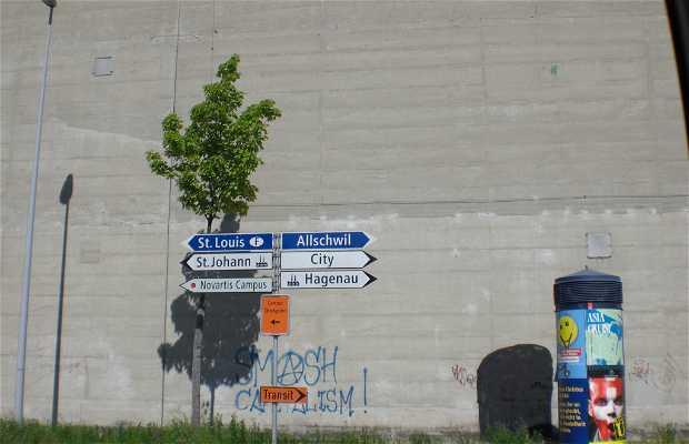 Frontiere Franco-Suisse