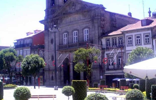 Iglesia de San Pedro - Igreja de São Pedro