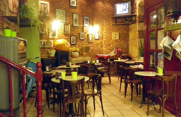Don Quijote Cafe