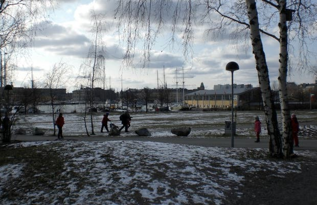 Parque Djurgården