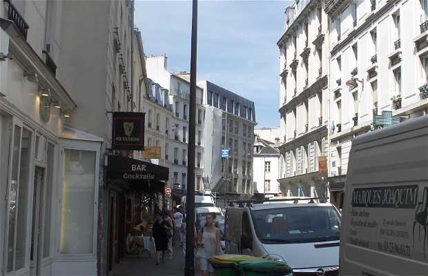La calle Charonne