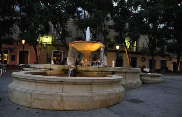 El Mentidero square