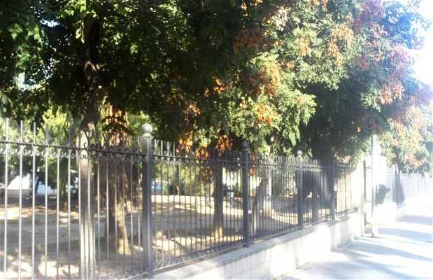 Parque Cristo de los Afligidos