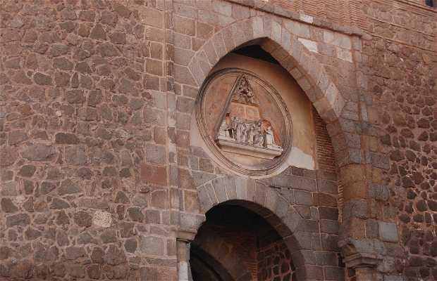 Puerta del Sol di Toledo