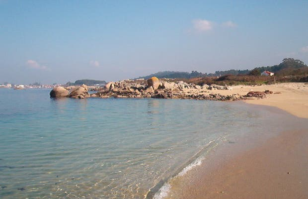 Playa Meixiloeira