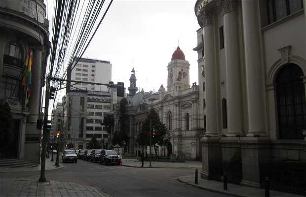 Igreja San Agustin La Paz