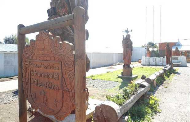 Centro Cultural Mapuche