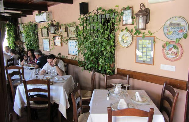 Restaurante Meson Del Castillo