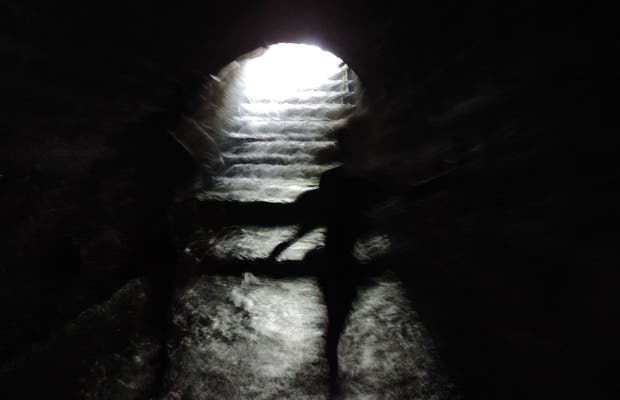 Túnel dos Escravos