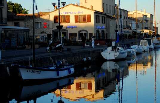 Puerto de Marseillan